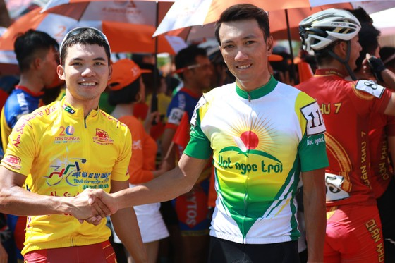 Cúp Truyền hình TPHCM 2018: Nguyễn Thành Tâm đòi lại áo vàng ảnh 2