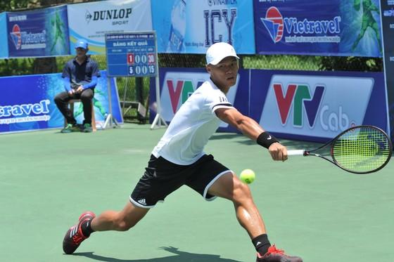 Tài năng trẻ Nguyễn Văn Phương có thêm 1 điểm ATP ảnh 1