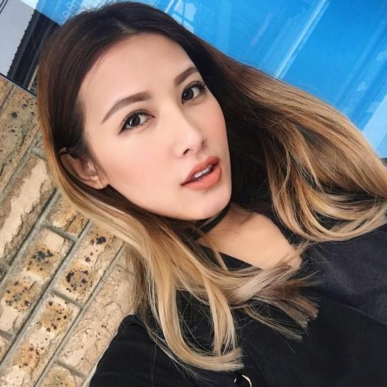 Diễn viên Emmy Nguyễn.
