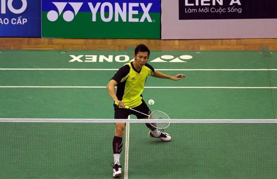 Nguyễn Tiến Minh lọt vào tứ kết Super Series sau 5 năm ảnh 1