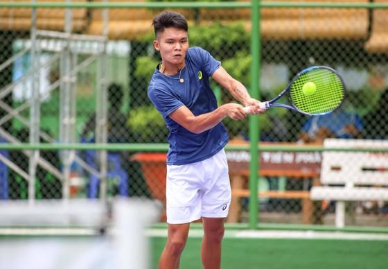 Quang Huy và Quốc Khánh tái hợp ở giải quần vợt Quốc tế tại Tây Ninh ảnh 1