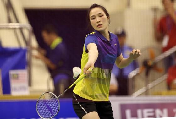 Vũ Thị Trang đã có trận thắng sau 4 năm trở lại giải VĐTG.