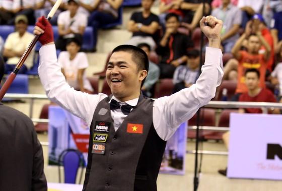 Các cơ thủ Việt Nam lại tung hoành ở giải Bida 3 băng thế giới ảnh 1