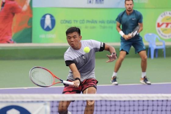 Lý Hoàng Nam đang đứng trước cơ hội vô địch đôi nam một lần nữa