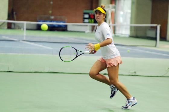 Lý Hoàng Nam giúp Bình Dương giành HCV quần vợt Đại hội TDTT toàn quốc ảnh 1