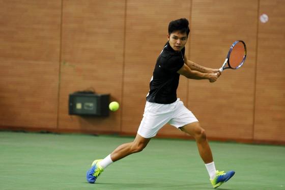Đại hội TDTT toàn quốc 2018: Lý Hoàng Nam hoàn tất cú hattrick HCV môn quần vợt ảnh 1