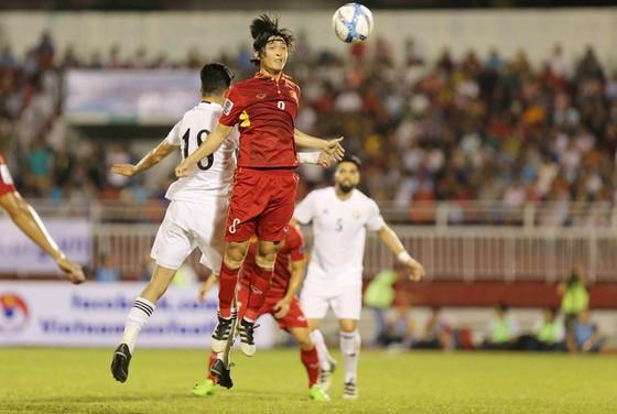 Việt Nam hòa Jordan 0 - 0 ảnh 2
