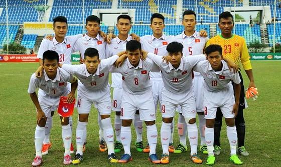 Đội U18 Việt Nam bất ngờ bị loại sớm từ vòng bảng. Ảnh: VFF