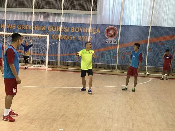 Đội tuyển futsal Việt Nam hạ quyết tâm thắng Hồng Công (TQ) ảnh 1