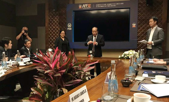 Việt Nam sẽ gặp Myanmar, Indoneisa ở bảng A