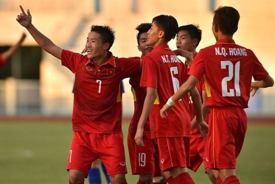 Đội U16 Việt Nam chính thức góp mặt ở VCK giải 16 châu Á 2018