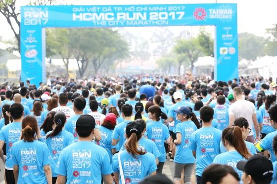 Giải Marathon TPHCM 2018 – Hoành tráng tuổi lên 5 ảnh 1