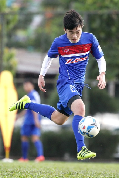 Xuân Trường hạ quyết tâm cùng đội tuyển Việt Nam giành chiến thắng trước Campuchia ảnh 1