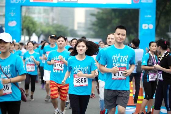 Giải Marathon TPHCM - HCMC Marathon 2018 chuẩn bị khởi động