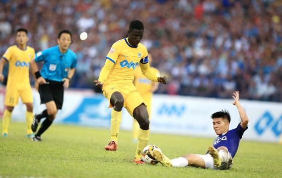 Trực tiếp vòng 21 V-League 2017: Thanh Hóa cân bằng tỷ số ảnh 1