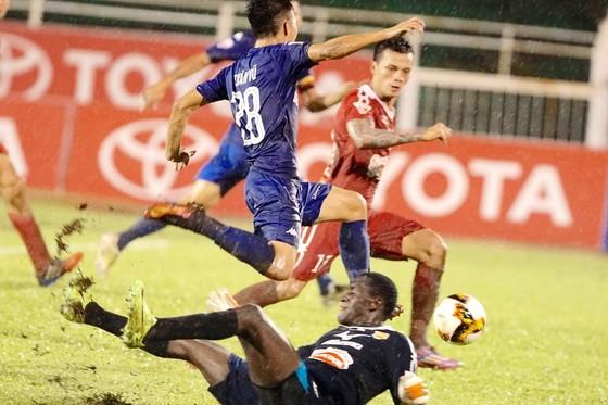 Trực tiếp vòng 22 V-League 2017: Quyết đấu tại xứ Quảng ảnh 1
