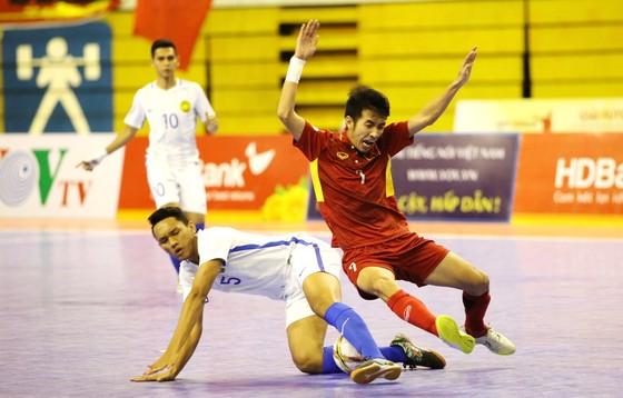 Đội chủ nhà Việt Nam bất ngờ để thua Malaysia trong trận bán kết. Ảnh: DŨNG PHƯƠNG