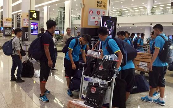 Đội U19 Việt Nam đặt mục tiêu vào VCK