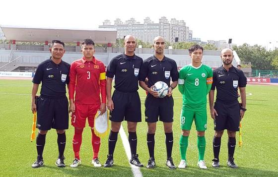 U19 Việt Nam đã có trận khởi đầu thuận lợi trước Macau