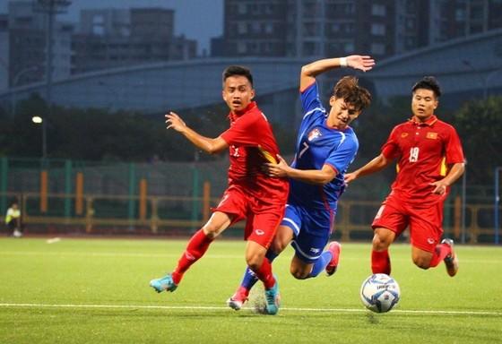 Đội U19 Việt Nam xuất sắc giành ngôi đầu bảng H