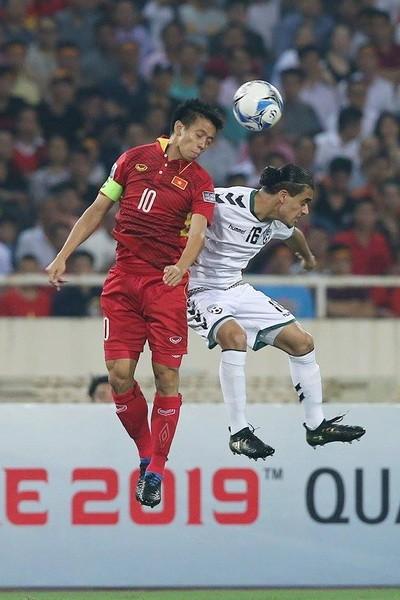 Trực tiếp vòng loại Asian Cup 2017: Việt Nam vất vả giành 1 điểm ảnh 2