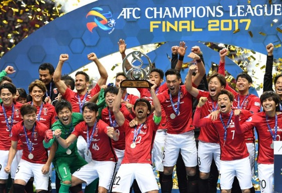 Urawa Red Diamonds thắng lớn ở AFC Champions League 2017