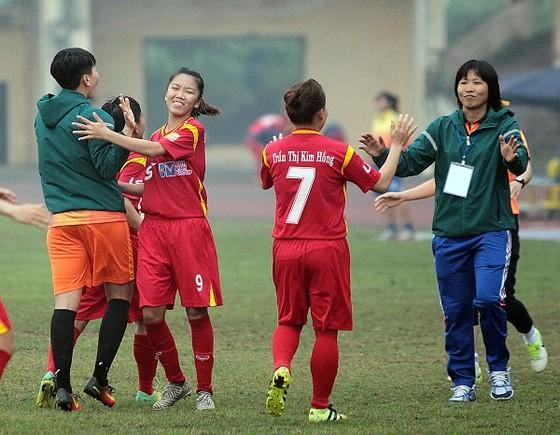 Bóng đá Việt Nam hướng đến mục tiêu châu lục ảnh 1