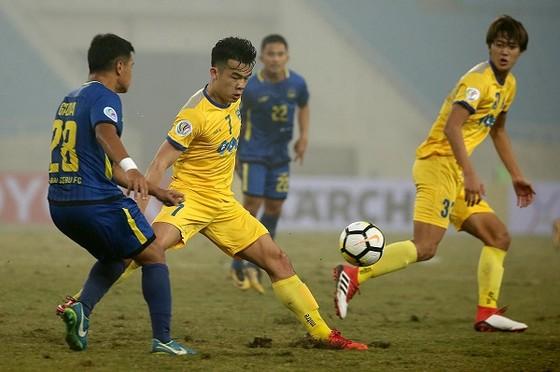 Thanh Hóa giành 3 điểm trong trận ra quân AFC Cup 2018. Ảnh: MINH HOÀNG