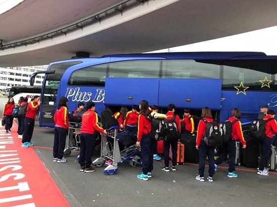 Đội tuyển nữ Việt Nam đến Jordan ảnh 2