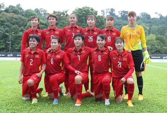 VCK Asian Cup nữ 2018: Việt Nam thoải mái bước vào trận ra quân ảnh 1