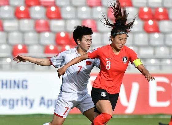 VCK Asian Cup nữ 2018: Việt Nam lại dừng bước giấc mơ World Cup ảnh 1