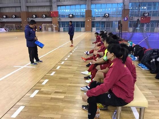 ĐT futsal nữ Việt Nam: Nhiều trải nghiệm bổ ích sau chuyến tập huấn ảnh 1