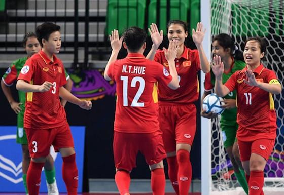 Đội Việt Nam vượt chỉ tiêu để vào đến Bán kết