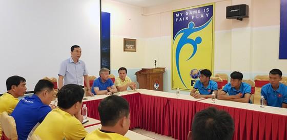 Bốc thăm VCK giải U19 châu Á 2018: Thử thách cho U19 Việt Nam  ảnh 1