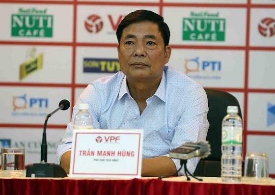 Ông Trần Mạnh Hùng