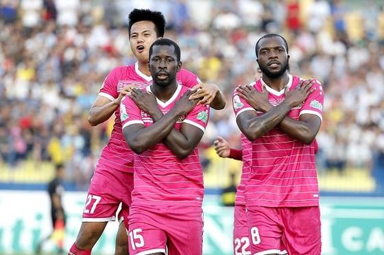 CLB Sài Gòn đặt mục tiêu thắng Cần Thơ ở vòng 9