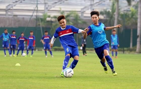 Việt Nam cùng bảng Malaysia, Jordan tại giải bóng đá U19 nữ châu Á 2019 ảnh 1