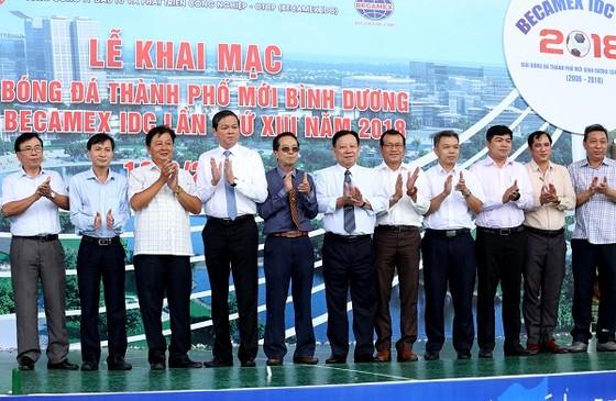153 đội tham dự Giải bóng đá Thành phố mới Bình Dương - Cúp Becamex IDC 2018 ảnh 1