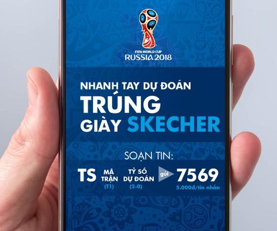 Mời bạn đọc tham gia dự đoán WORLD CUP 2018 cùng Báo SGGP điện tử