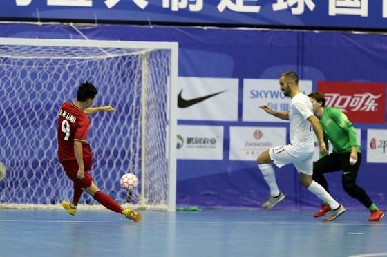 CFA 2018: Đội tuyển Việt Nam giành ngôi Á quân bằng đội hình hai ảnh 1