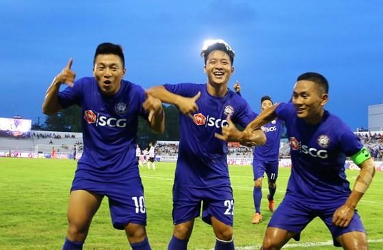 Đội Bà Rịa-Vũng Tài sớm giành vé vào VCK cùng với Anh Giang