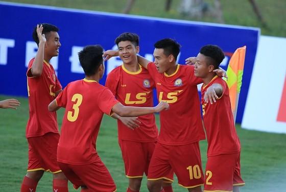 SLNA và Viettel sớm vào bán kết giải U17 quốc gia - Cúp Thái Sơn Nam 2018 ảnh 1