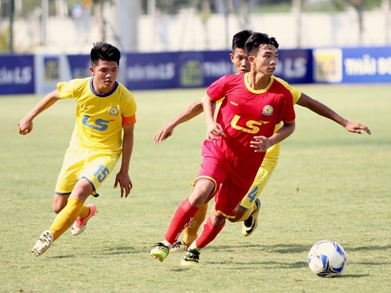 Viettel vô địch giải U17 quốc gia - Cúp Thái Sơn Nam 2018 ảnh 2