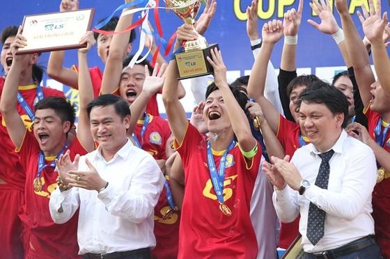 Đội Viettel lần đầu vô địch giải U17 quốc gia