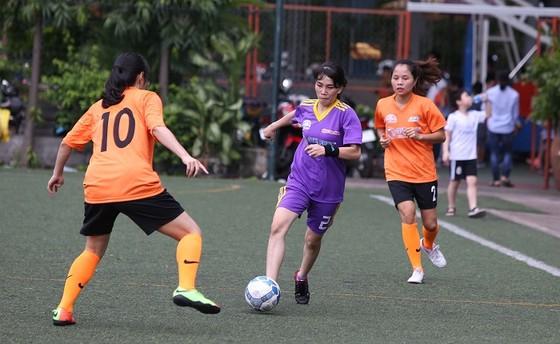 Khởi tranh Giải Futsal Hội nhà báo TPHCM - Cup Thái Sơn Nam 2018 ảnh 2
