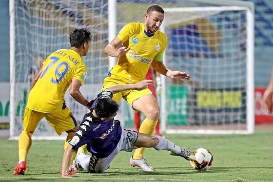 Hà Nội cần thêm 2 điểm để vô địch V-League 2018 sớm 5 vòng ảnh 1