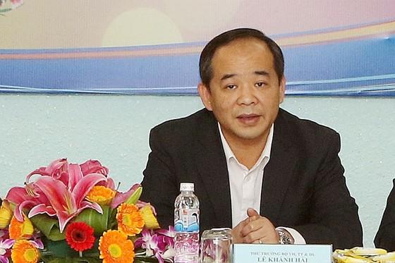 Thứ trưởng Lê Khánh Hải ứng cử Chủ tịch VFF ảnh 1