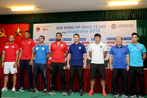 U23 Việt Nam - U23 Palestine: Thử nghiệm đầu tiên ảnh 1