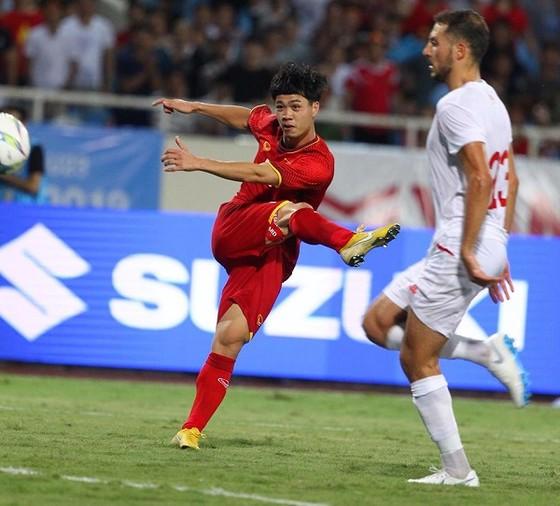 Giải bóng đá U23 quốc tế 2018: Việt Nam thắng Palestine 2-1 ảnh 5