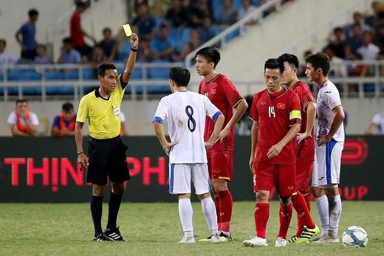 (trực tiếp)- Olympic Việt Nam - Olympic Uzbekistan 1-1: Đội chủ nhà vô địch với 3 trận bất bại ảnh 4